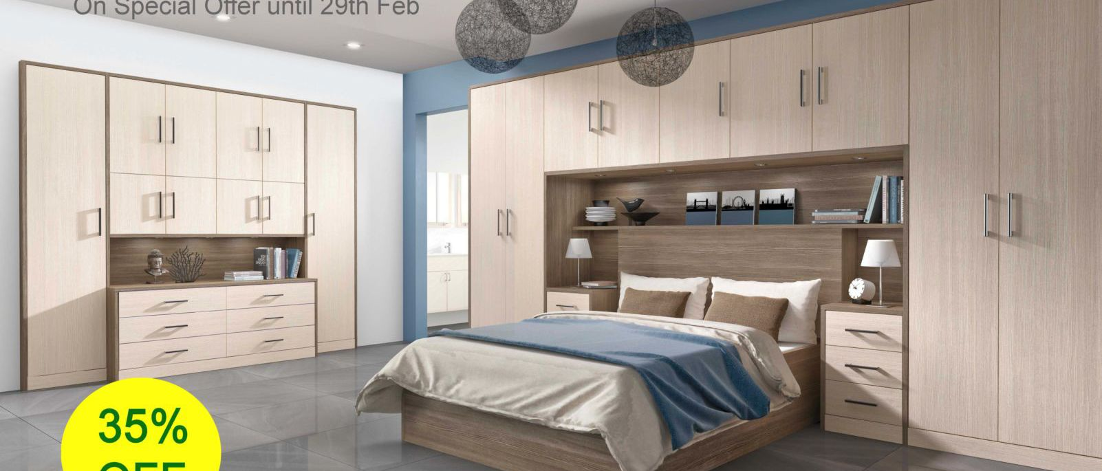 021 Colonial Bedrooms 35% Discount