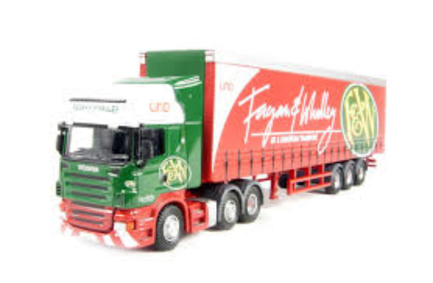 Fagan & Whalley Haulage