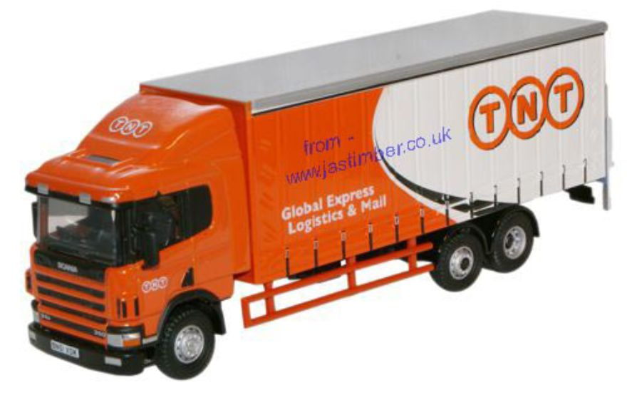 TNT Carrier - Lorry