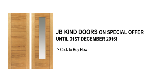JB Kind Special Offer Door banner