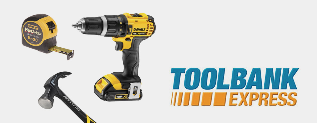Over 25,000 Handtools & Powertools – direct to your works or home