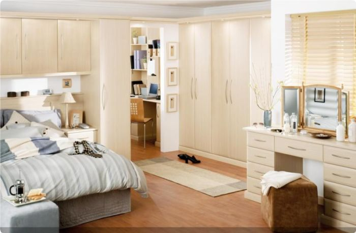 Ascot Ferrara Oak - Group 2 Colonial Bedrooms