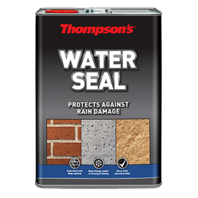 Thompsons Water Seal Fluid - Clear 5 Litres