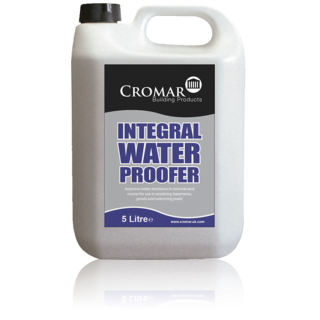 CROMAR : Integral Liquid Waterproofer - 5L