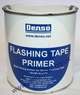 Photography of DENSO FLASHBAND PRIMER - 1 Litre Tin