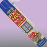 Everbuild Expanding Foam Fix and Fill Aerosol Handheld