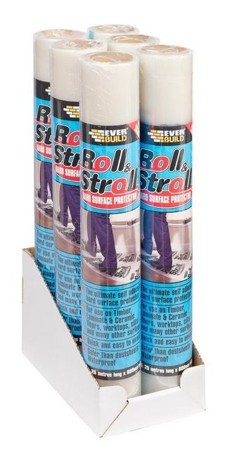 Roll and Stroll Hard Surface Floor Protector