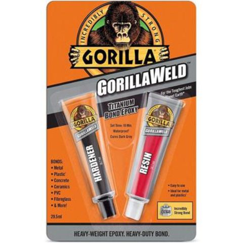 Gorilla Heavyweight 10-min Epoxy Resin