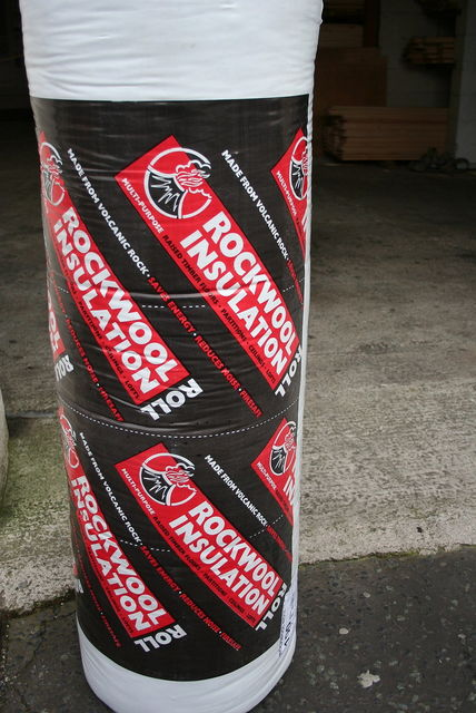 "4"" INSULATION : ROCKWOOL 16"" Triple (6.6m2)"