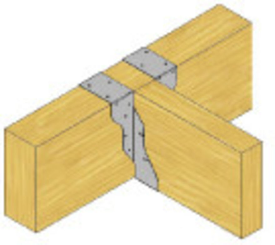 "2"" JOIST HANGER : KLH 1.5mm HD Long-Leg / TT"