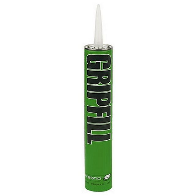 Gripfill Panel Adhesive Green Tube - 350mL