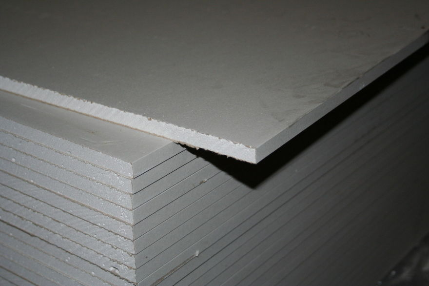 Plasterboard 2400x1200x12mm-sheet