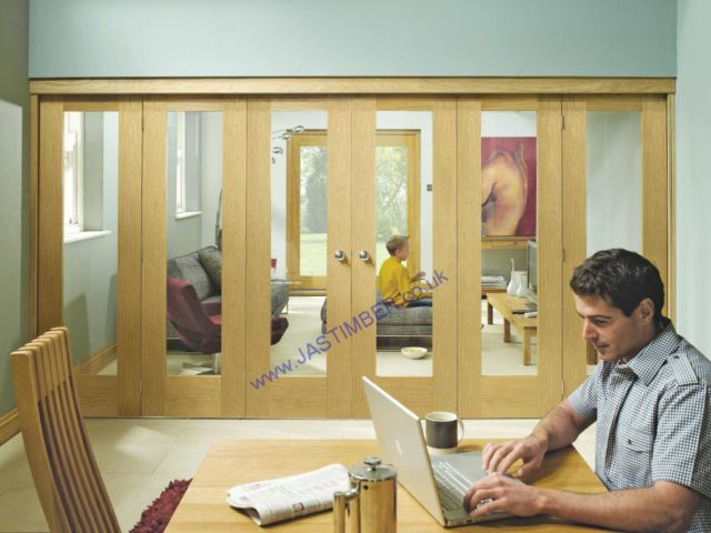 Freefold Oak Internal Door Frame System - XL Doors