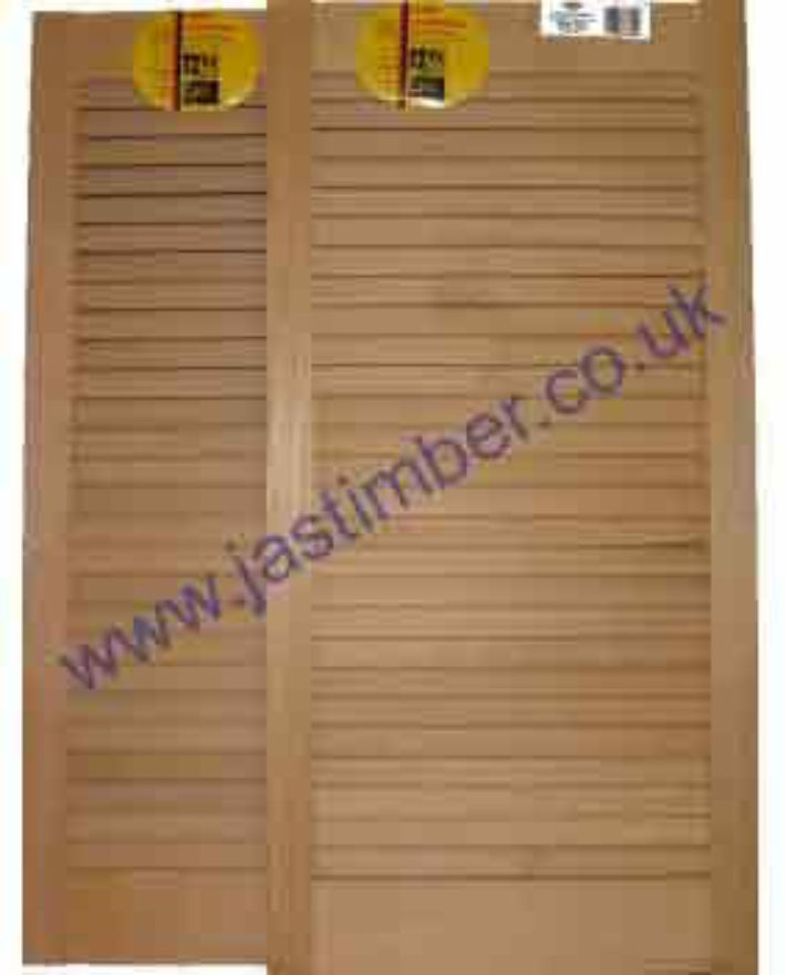... Chindwell Red Hardwood Louvre Doors & Clearance Stock Hardwood LOUVRE DOORS