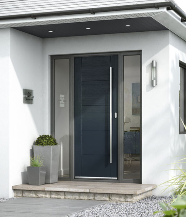 Tigris Extreme External Door - Painted Finish
