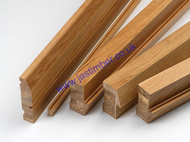 Oak Door Frames ODF9457 & ODF9457W - Boxed Sets - JB Kind Doors