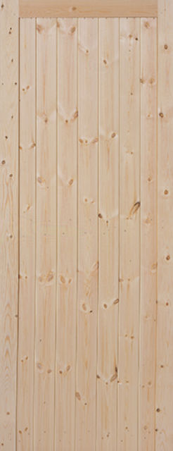 Softwood Boarded Exterior Doors