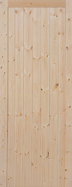 FL&B Door: Framed Ledged & Braced Softwood 44mm External Doors - JB Kind Doors