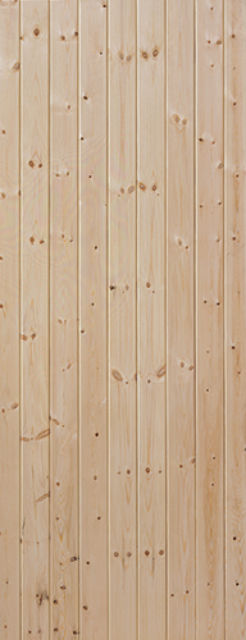 L&B Door: Ledged & Braced Softwood 40mm External Doors - JB Kind Doors
