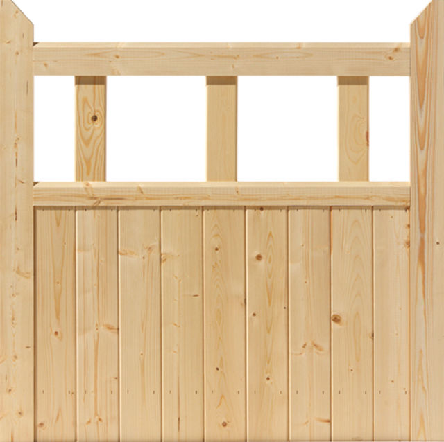 Gate: Boarded Softwood 42mm Gates - JB Kind Doors