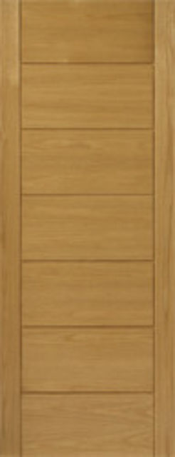 COGNAC DOOR: Therm-L *OAK* 44mm External Doors - JB Kind Doors