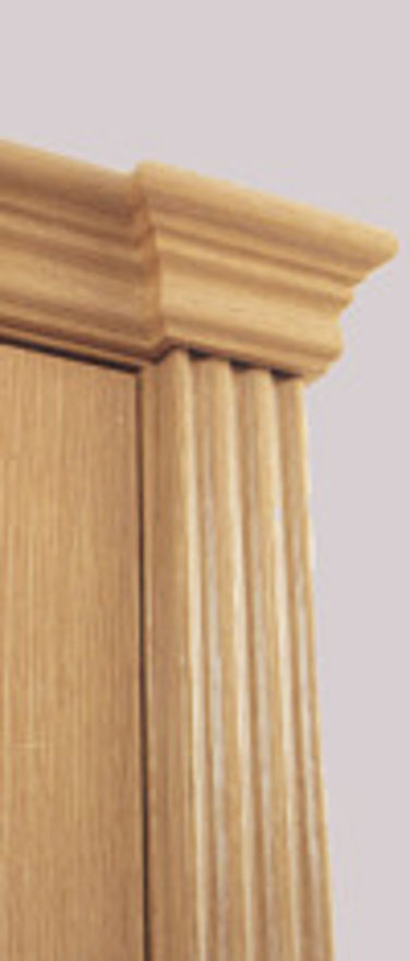 JB Kind - Sovereign Oak Door Arc Set - RPSOV