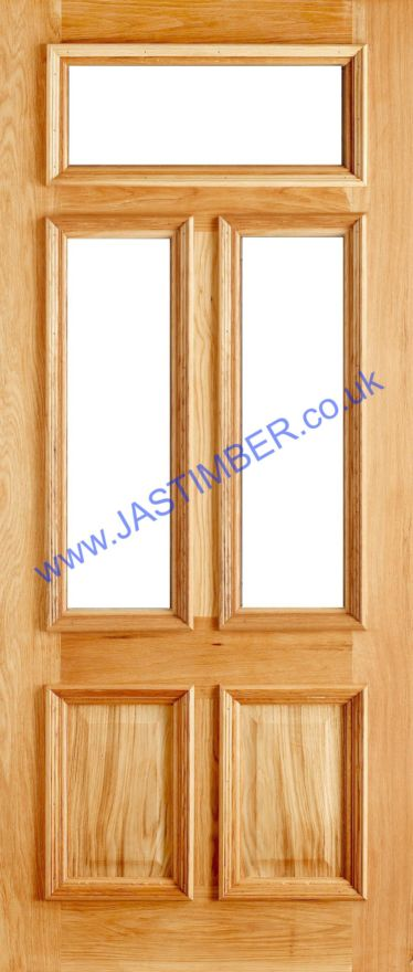 LPD-Danielle-Unglazed-Door