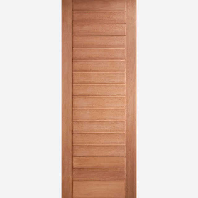Hayes Solid Hardwood Door : M&T 44mm External Door - LPD Essentials Hardwood External Doors
