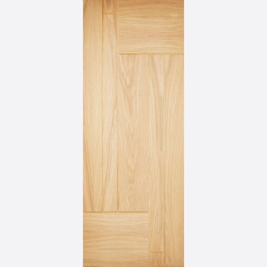 Fernando Oak Part-L External Door