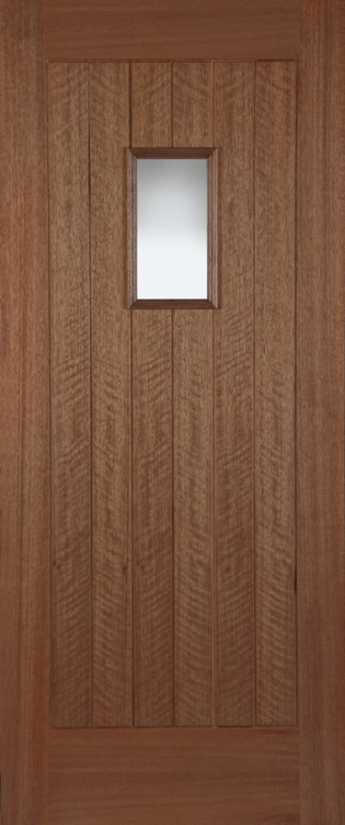 Hillingdon Unglazed Hardwood External Doors