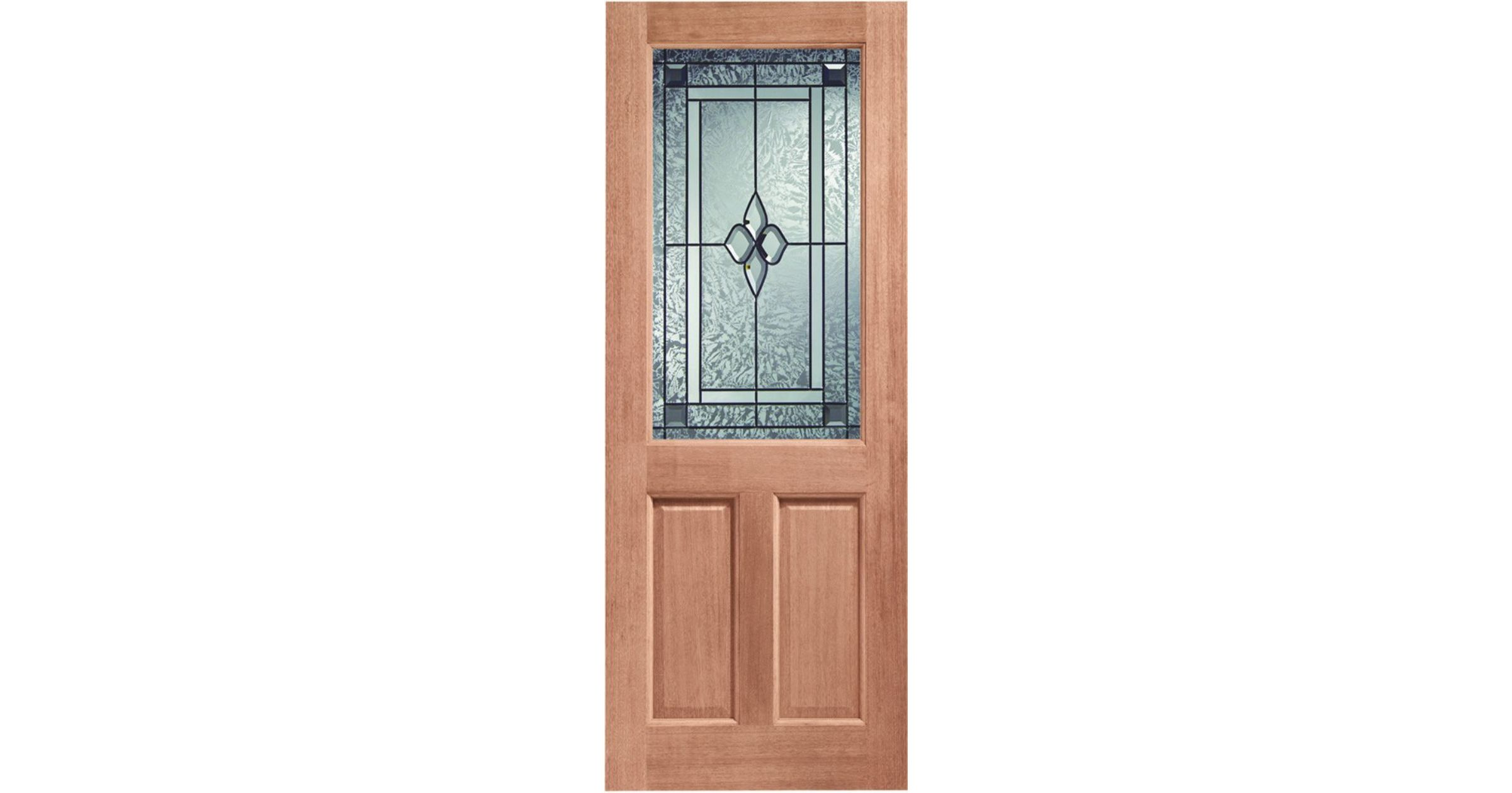 Hardwood Double Glazed Doors