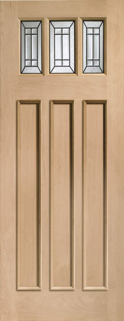 Oak External Doors