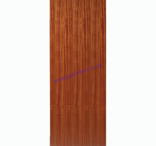 Photography of Firecheck Door * SAPELE * Internal FD30 - JB Kind Fire Doors