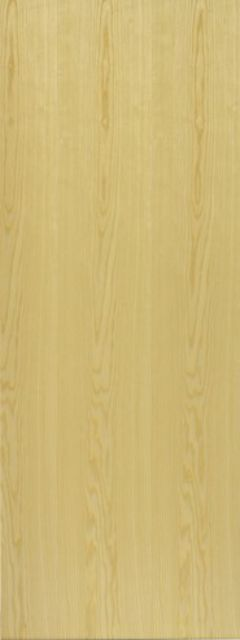 Ash FD60 Flush Fire Door: Real-Veneer Ash Internal 54mm Firecheck - JB Kind Fire Doors