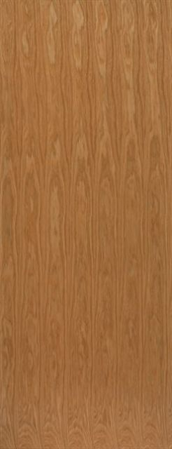 Oak Veneer Fire Door: FD30 Flush PFOak Internal 44mm Firecheck - JB Kind Fire Doors