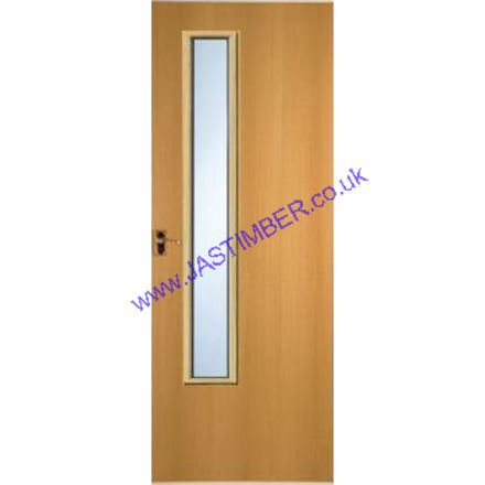 Premdor Fd30 Popular Glazed Vp Half Hour Fire Door
