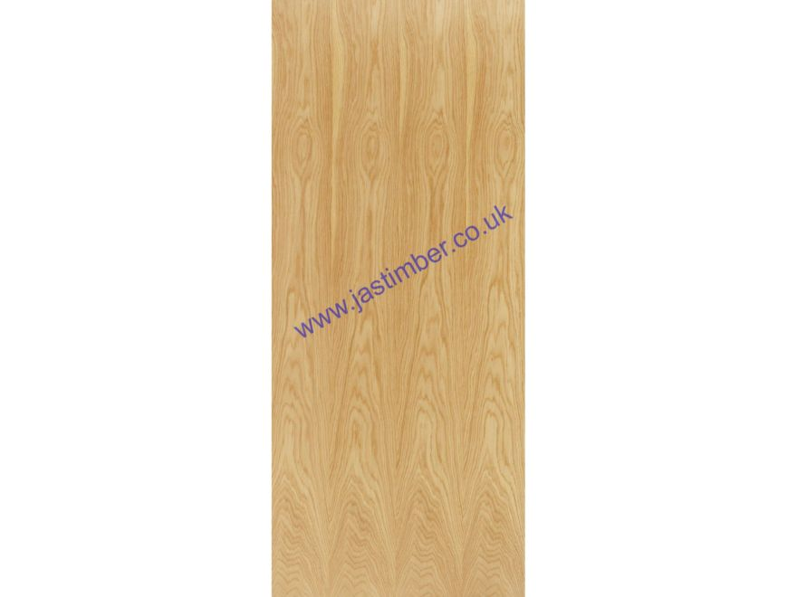 Oak veneer FD30 Firecheck - LPD Fire Door