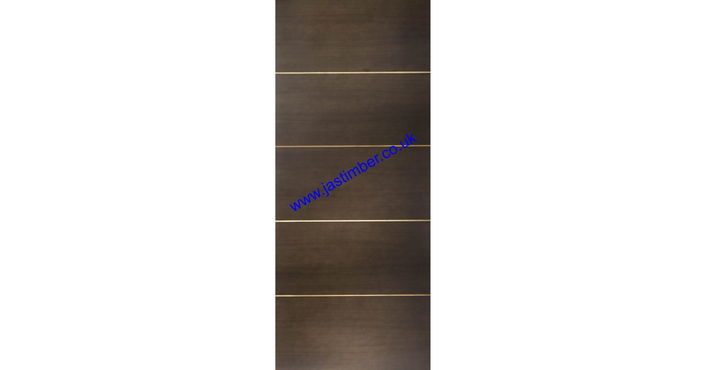 LPD SUPERMODELS Pre-Finished WALNUT Santandor FD30 Fire Door