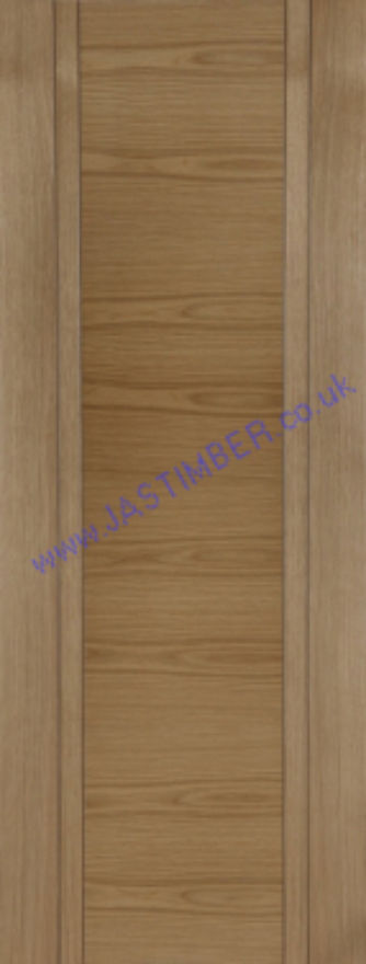 Capri Budget Oak Fire-Door