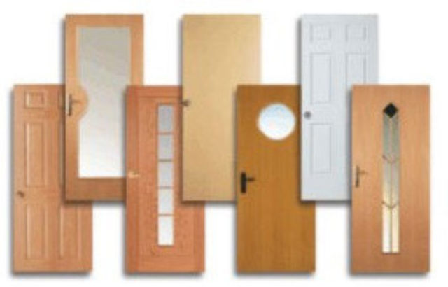 ASH Fire Door MtM : Made to Measure (Half-Hour) 44mm Internal FD30 - Prefinished Door-Facings