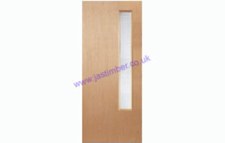 Premdor Fd60 Popular Glazed Vp One Hour Fire Door