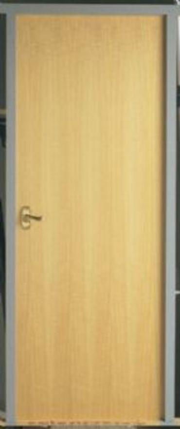 Anegre Fire Door & Made to Size FD60 WALNUT VP Fire Door