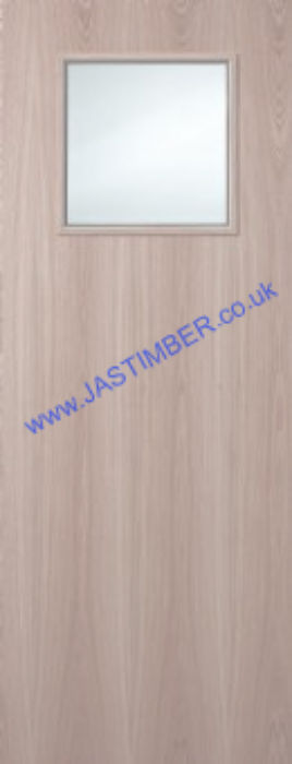 ASH 1G Glazed VP Fire Door