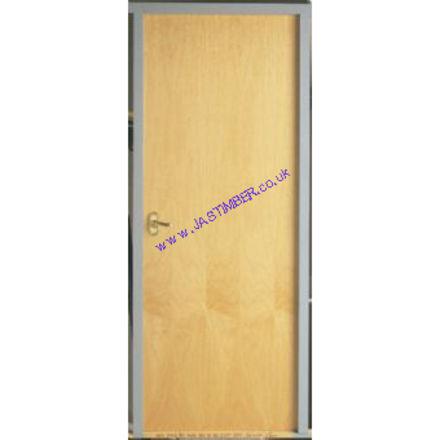 Premdor Fd60 Sapele 1 Hour Vp Fire Door