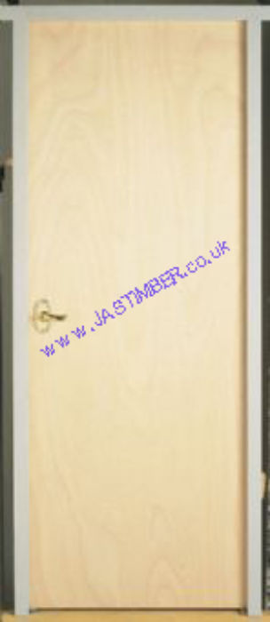 Plywood FD30 Fire Door - Premdor