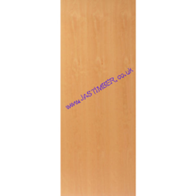 Beech Fire Door - Fireshield FD30 44mm Steamed-Beech Internal Firecheck - Premdor