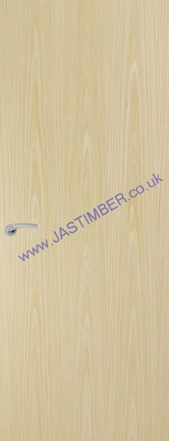 Ash veneer-match Fire Door