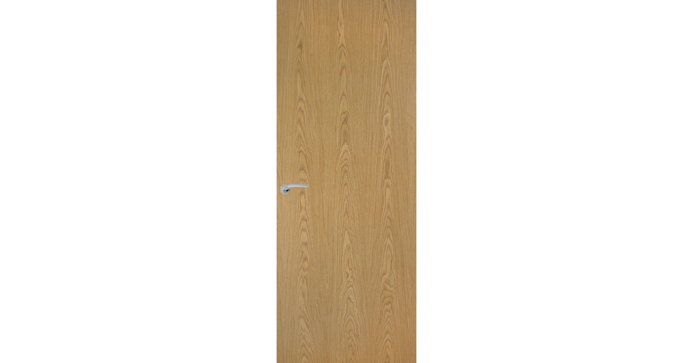 Oak Fire Door - Fireshield™ FD30 44mm Internal  White Oak Half-Hour Firecheck - Premdor®