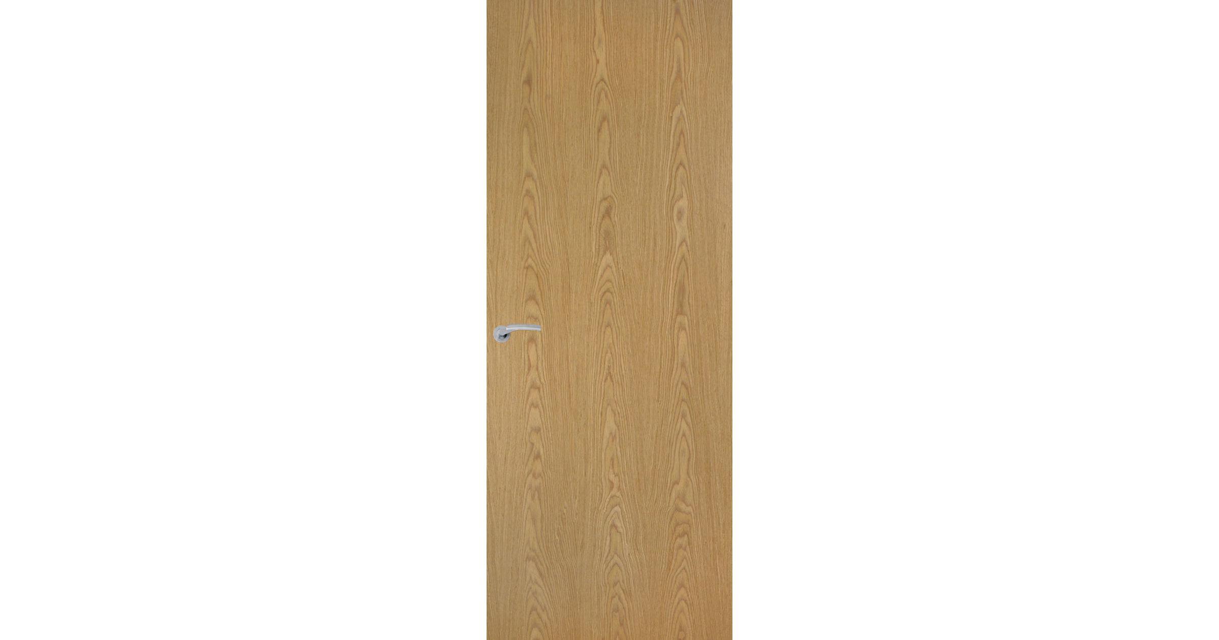 ... Oak Fireshield FD30 Fire Door ... & Walnut Veneer Match Fire Door - Fireshield FD30 44mm Internal Firecheck - Walnut colour Real-Veneer - Premdor®