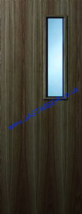 Walnut-3G-Fire-Door